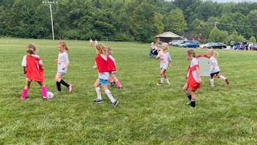 2021 GSE Annual Summer Soccer Camp a Huge Success